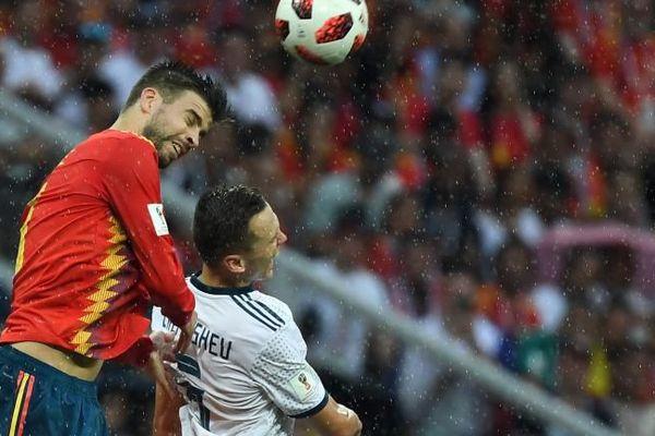 coupe du Monde Espagne / Russie