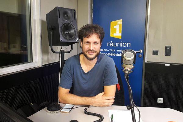 Antoine Gradel, invité de la matinale