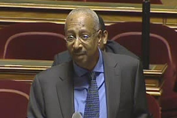 Georges Patient sénateur de Guyane