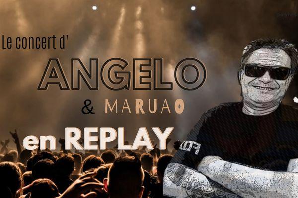 replay Angelo et Maruao