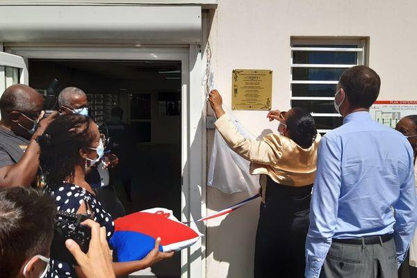Inauguration crèche