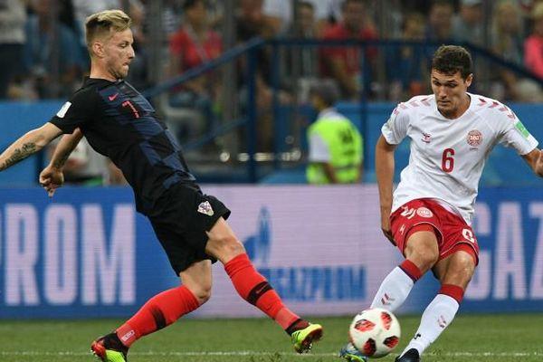 Coupe du monde : Croatie / Danemak