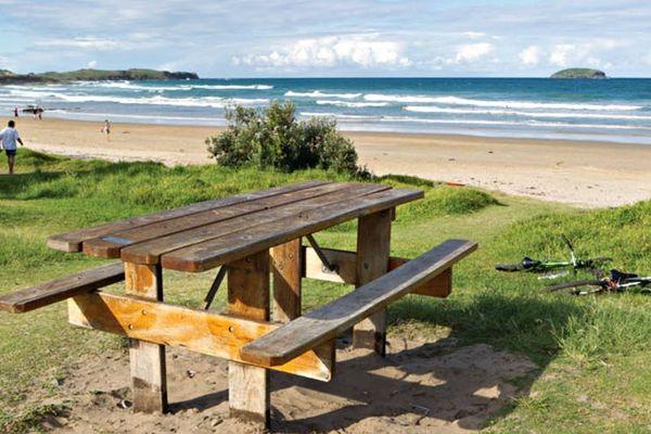 Emeral beach NSW