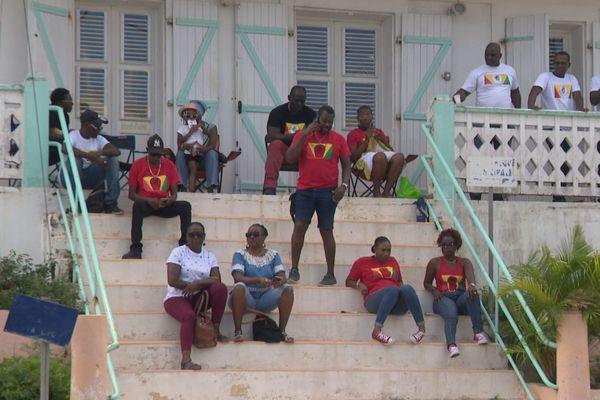 Grève à la mairie d'Anse Bertrand