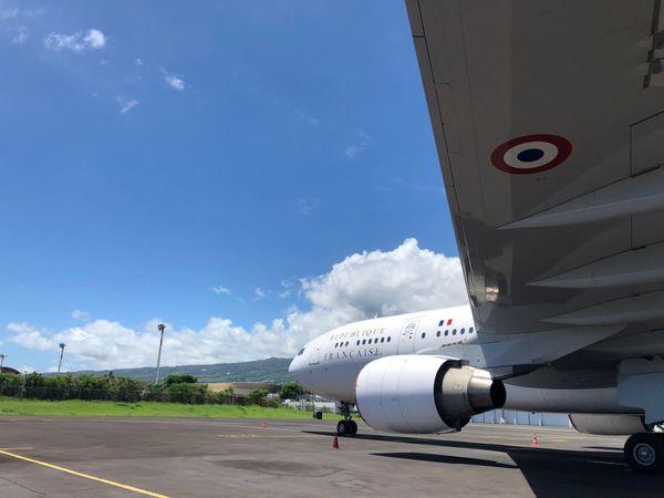 Avion présidentiel