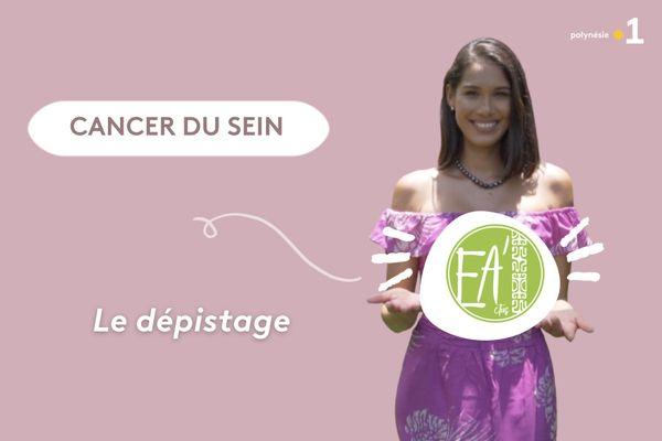 Ea'ctus #22 : le dépistage du cancer du sein