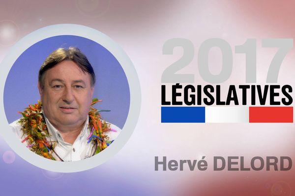 herve delord candidat législatives 2017