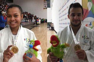 JIOI 2019 Judo : Naomi Raharison et Théo Pitaval, tous deux médaillés d'or 220719