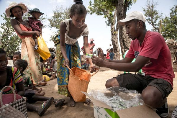 Action contre la faim Madagascar