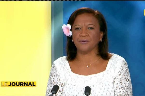 Invitée du journal : Lana Tetuanui, Sénatrice de la Polynésie française