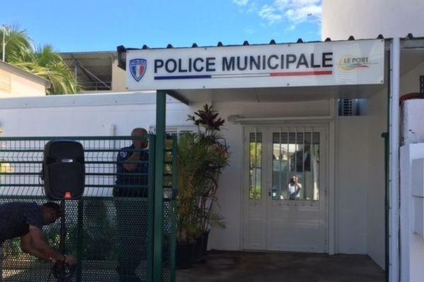 Police municipale du Port oct 2018