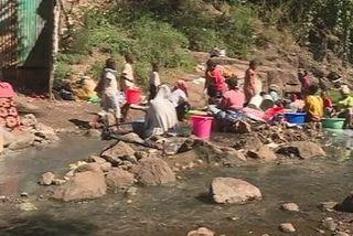 Rivières polluées à Mayotte