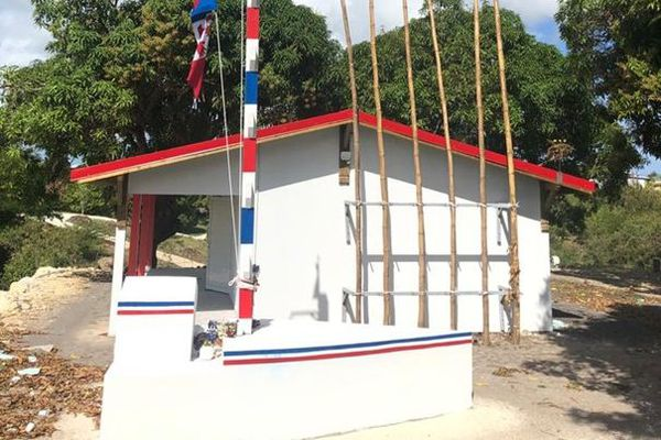Temple Hindou de Bois Lomard