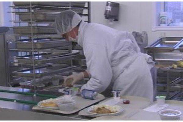 En immersion dans les cuisines du centre hospitalier François Dunan