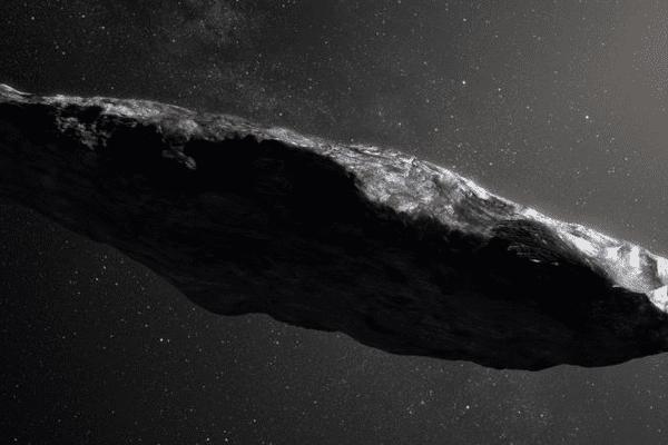 L'astéroïde « hawaïen » venu d'une autre monde
