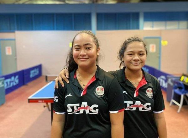 Les jeunes pongistes futuniennes médaille de bronze au Championnat par équipe.