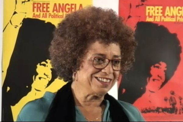 Angela Davis (Paris, 18 mars 2013)