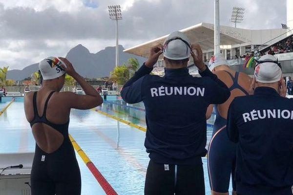 JIOI 2019 Natation J1 finales piscine complexe cote d'or 190719