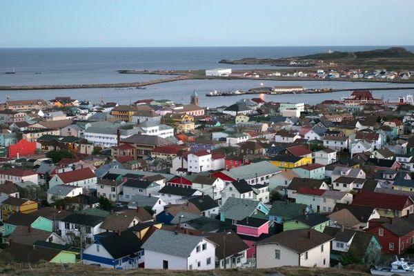 Saint Pierre Saint-Pierre-et-Miquelon