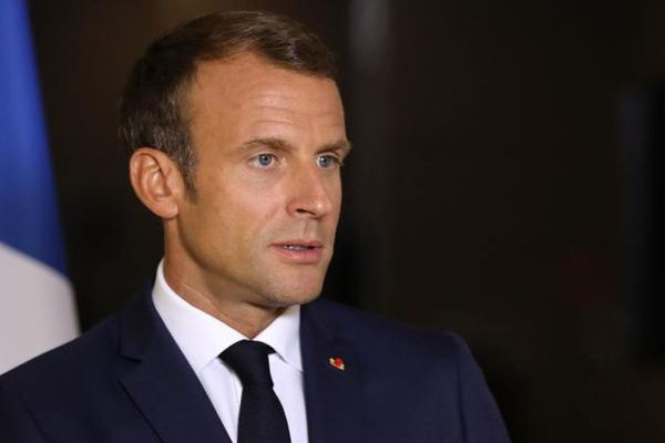 Pdt Macron Immigration