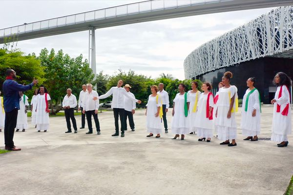 Les baladins - Guadeloupe