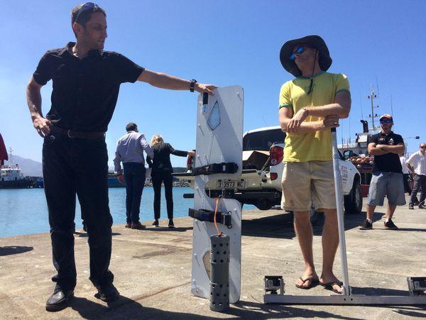Dispositif anti requins, 6 septembre 2019