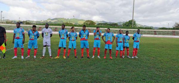 L'équipe du Club Péléen