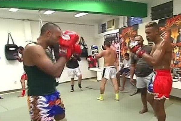 Boxe Thaï : Samuel Andoche