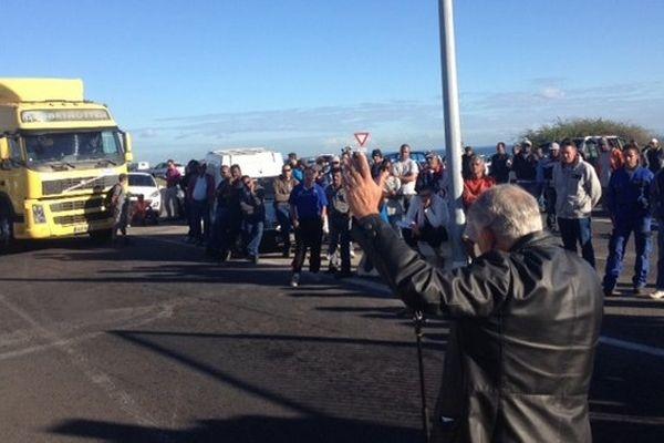fin de la grève à la Somacom