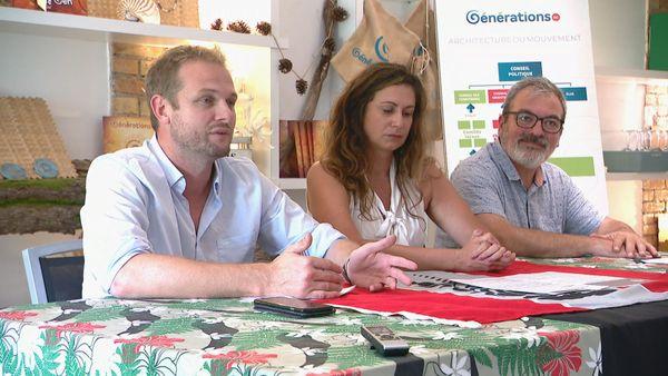 Générations NC Metzdorf, Julié, Bérard