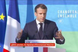 Macron crise