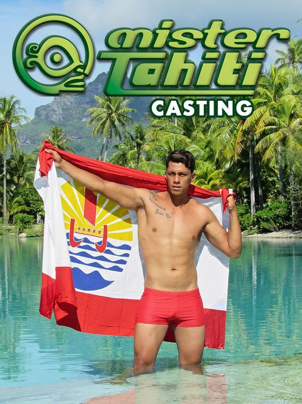 Mister Tahiti : Le casting est ouvert !