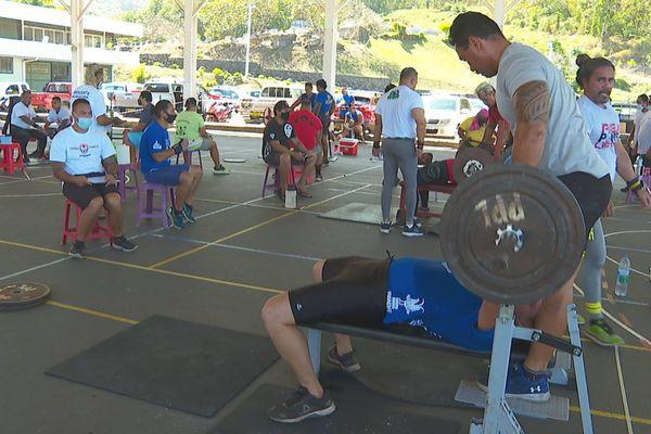 Force athlétique : marathon du développé-couché