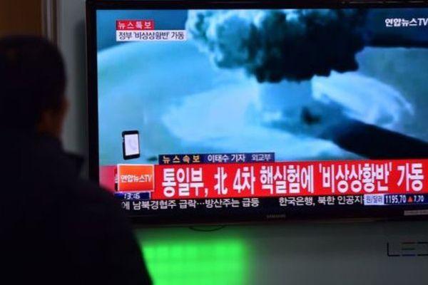 La Corée du Nord a affirmé avoir procédé à un essai de bombe H