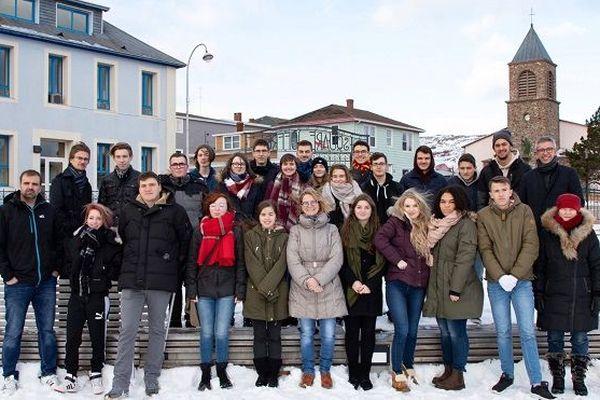 Groupe Euroscola