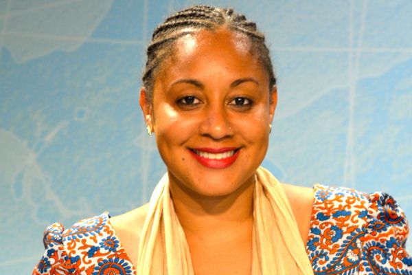 Moinaecha Noera Mohamed. Déléguée Régionale aux Droits des Femmes