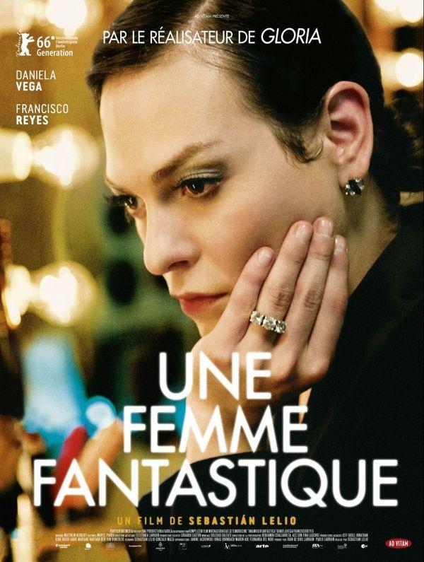 Affiche Une Femme fantastique