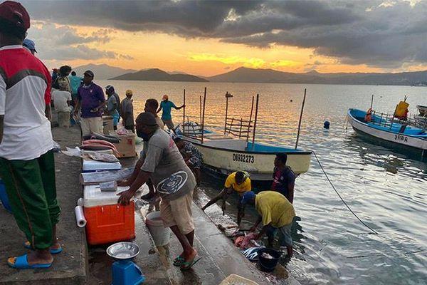 Ecouter les Outre-mer - Mayotte : le marché de Four-à-Chaux