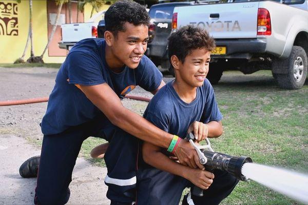 Ua Pou : une formation pour impliquer les jeunes aux gestes qui sauvent