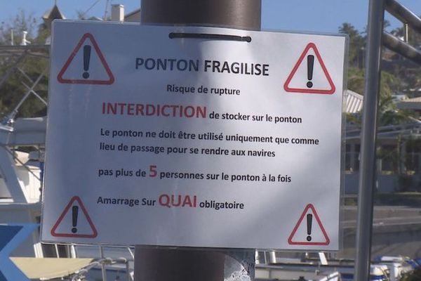 port de plaisance de saint-gilles contentieux TCO et CCIR 110920