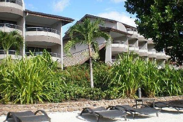 Manava suite hotel - Tahiti