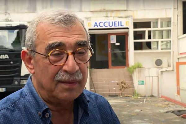 Dr Nabil Mansour
