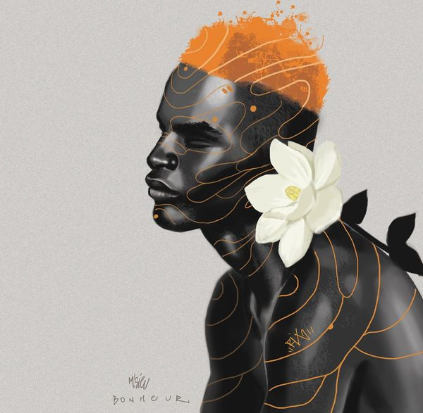 Blackflower David Bonheur