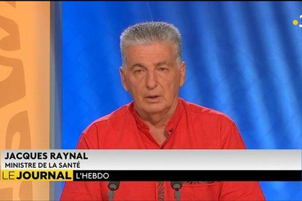 Jacques Raynal fait le point sur l'hôpital de Taravao et la réforme de la PSG