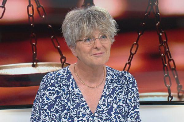 Véronique Denizot, nouvelle procureure du Parquet de Saint-Denis, prend ses fonctions