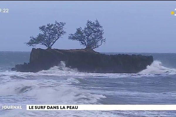 Papenoo, l'autre plage du surf