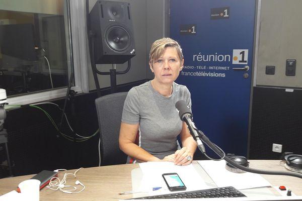 Marie-Hélène Dor, secrétaire départementale de la Fédération Syndicale Unitaire (FSU)