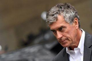 L'ancien ministre Jérôme Cahuzac en 2016.