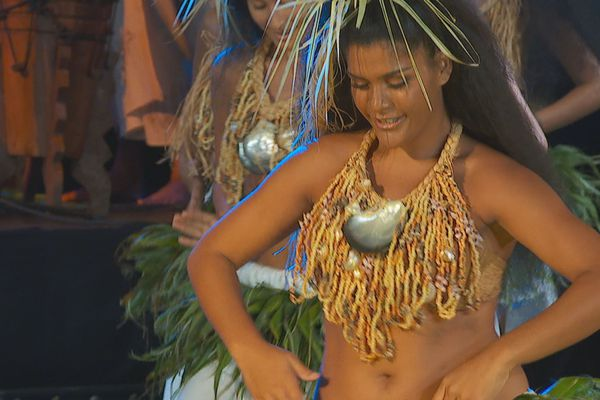 O Tahiti E, ses meilleurs spectacles