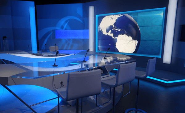 Les nouveaux studios télé de Polynésie 1ère